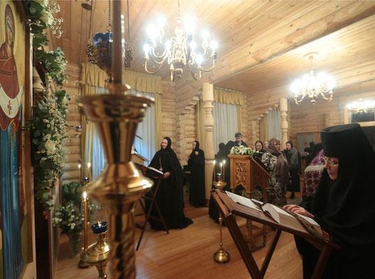 Освящение храма в Барвихе