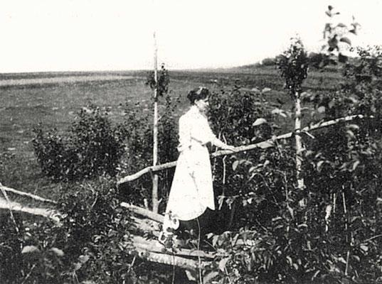 Усадьба Усово, великая княгиня Елизавета Федоровна