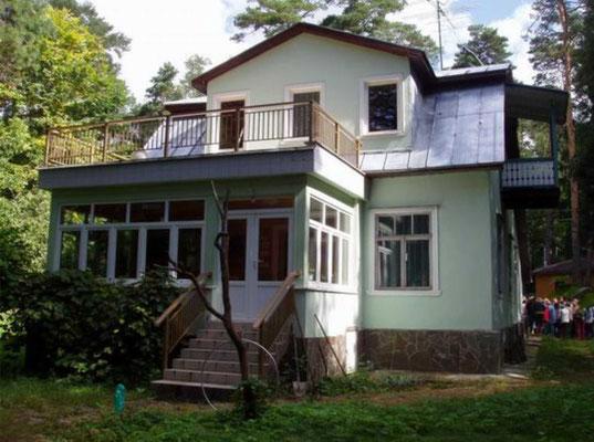 Музей В.В.Вересаева на Николиной Горе