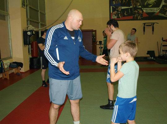 школа бокса Скорпион Рублевка