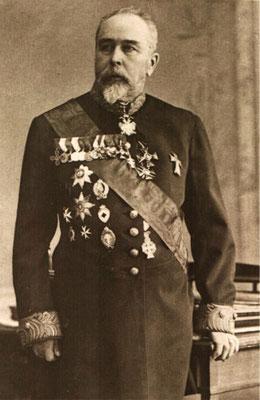 Член Государственного Совета Российской империи Граф Сергей Дмитриевич Шереметев