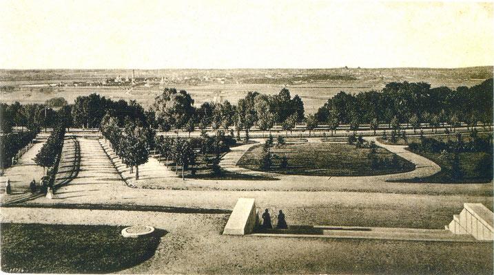 Вид со смотровой площадки