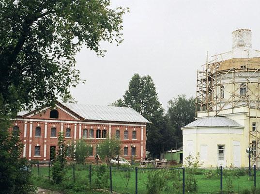 Троицкий храм в Назарьево
