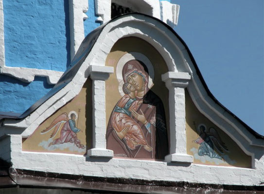 Казанская церковь в Лайково