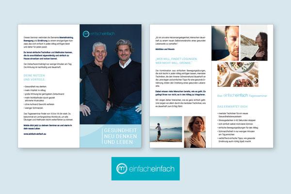 Flyer Design, Branding
