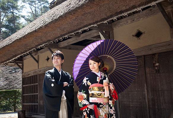 旧竹村家住宅結婚式