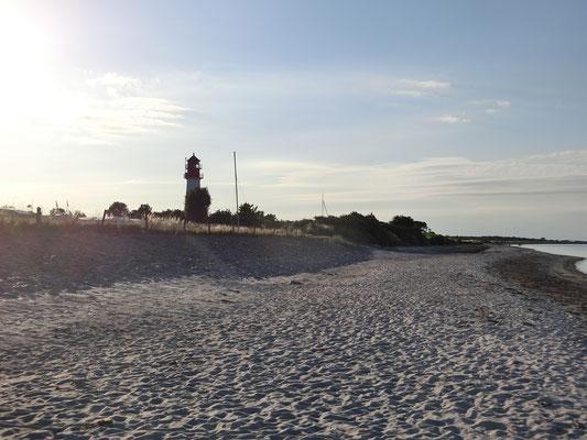Der Strand vor dem Seehof kann jedes Jahr anders aussehen