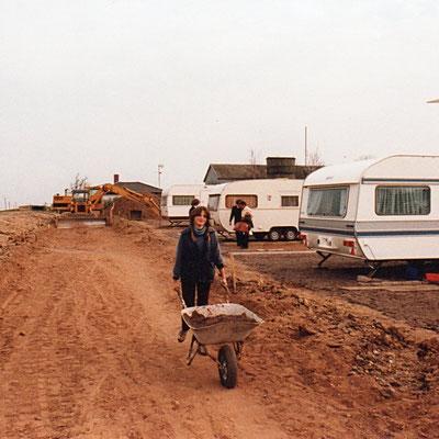 Der Deichbau 1980