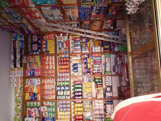 Laden in Beni Tajite