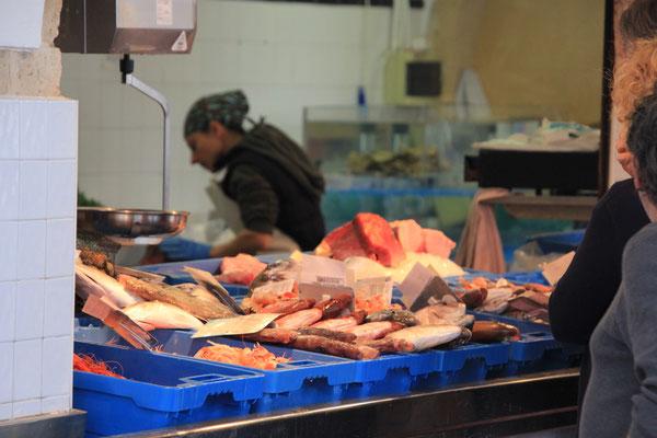 Fischmarkt Javea