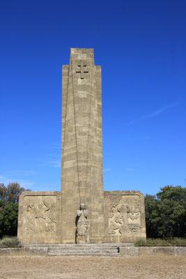 Denkmal für 62 gefallene Widerstandskämpfer,