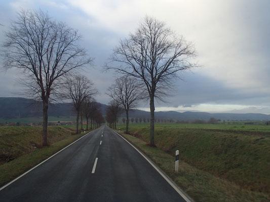 Weserbergland Ith unsere neue Heimat