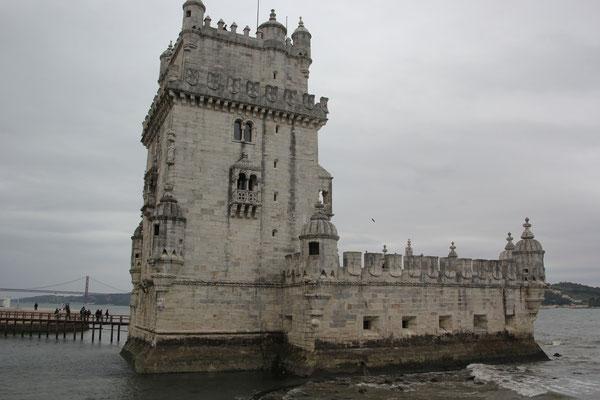 Torre del Belem, Lisabon