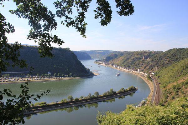 Loreley, Rhein