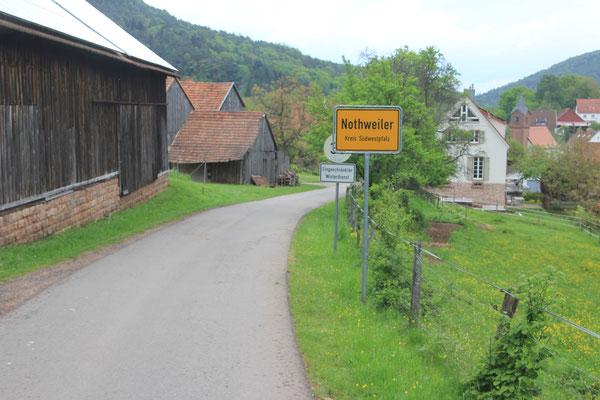 erstes Dorf in Deutschland
