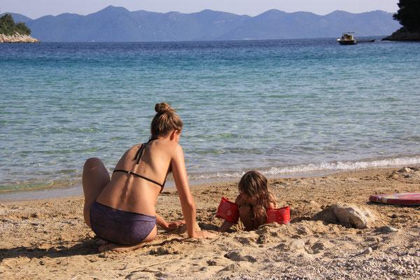 Badeurlaub Prapatna bei Ston