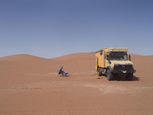 4. Stpl. Grand Dunes, Erg Cheggaga