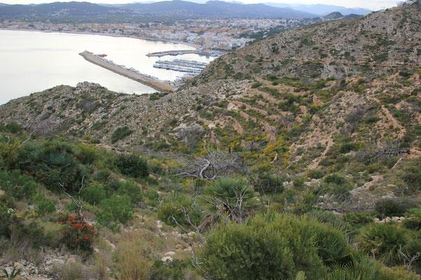 Javea, Cap San Antoni bei Denia