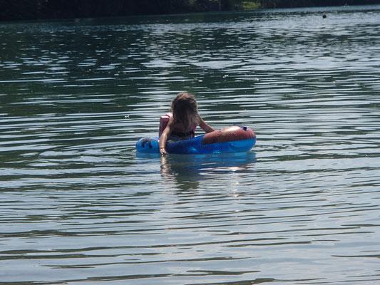 Schifffahrt Olchinger See