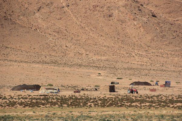 Siedlung Richtung Mengoub