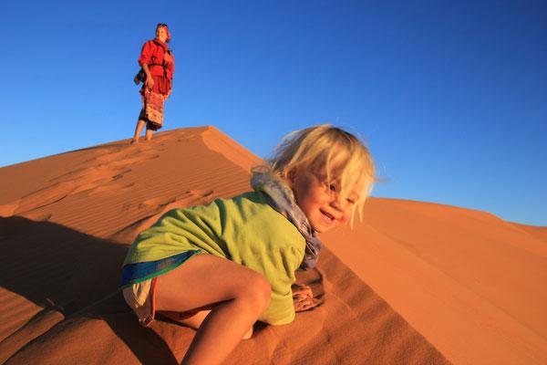 Abschiedsgipfel, Etoile le dune