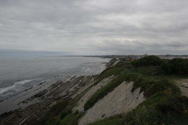 corniche basque, Frankreich
