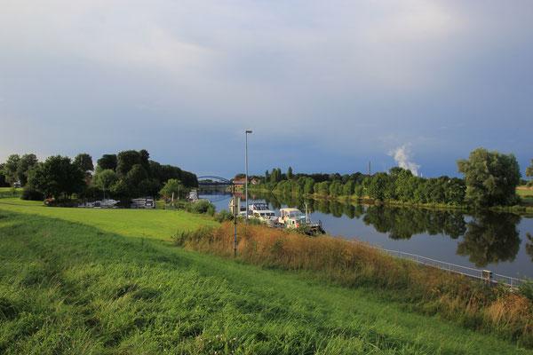 Weser bei Hoya