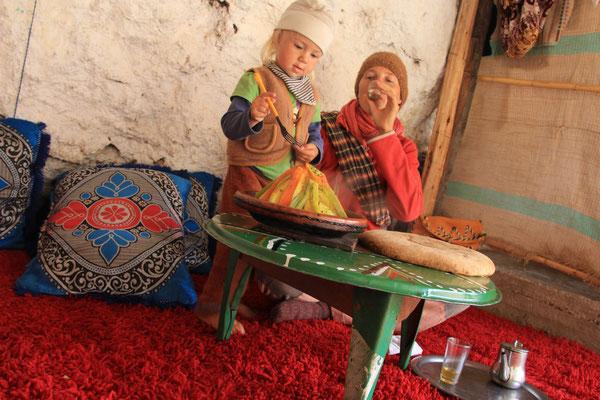 Tajine-Essen, Ouum er Rbiah