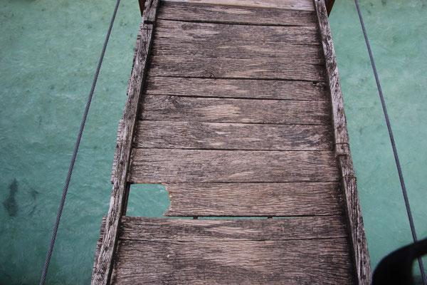 andere Brücke über dieSoccia