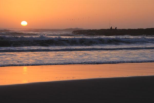 Sonnenuntergang Tafnite