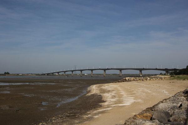 Brücke Ronce le Bains