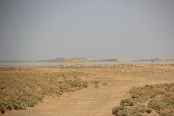 1. Etappe Foum-Zguid- Mhamid