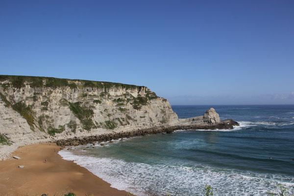 Standplatz, Playa Langra