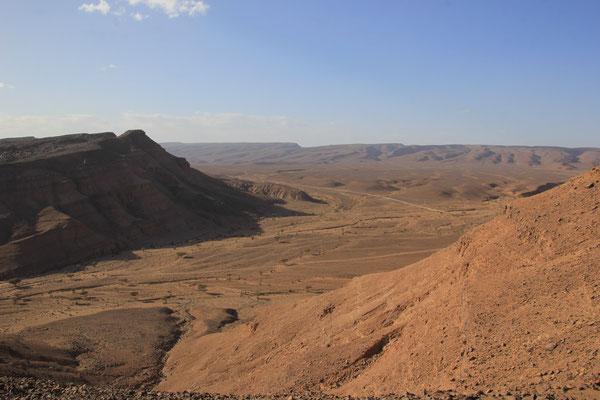 Sicht von Berg oberhalb Stpl. 6