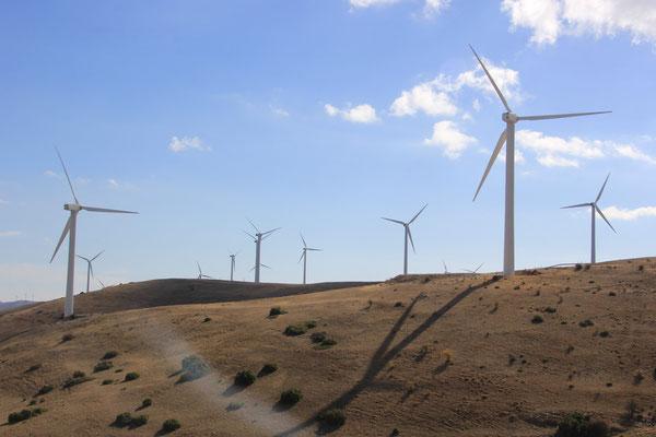 Windpark auf 1500 m