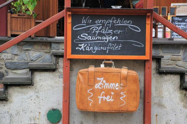 große Welt in St. Goarshausen