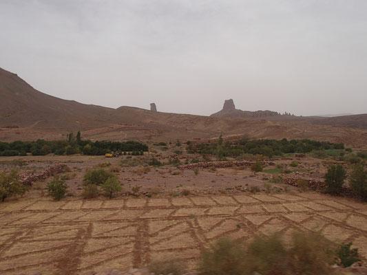 Richtung Sarhro Gebirge