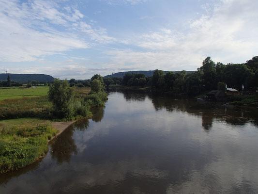 Weser bei Minden