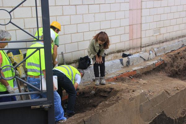 Ausgrabungen, Merida