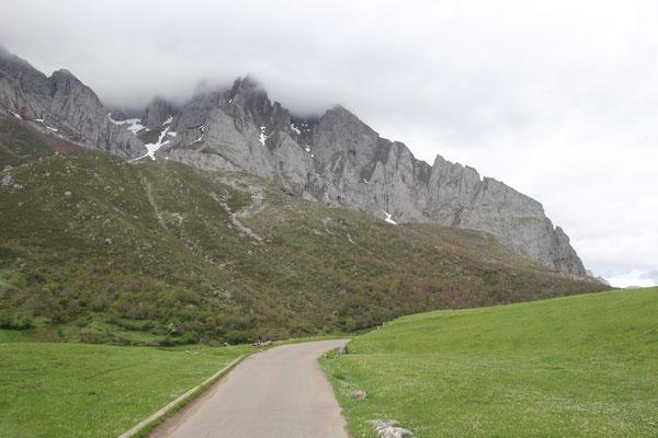 Fahrt in die Picos de Europa