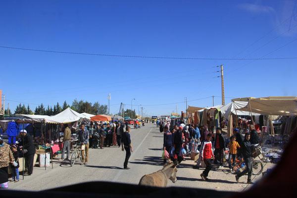 Markt Outat Oulad El Haj