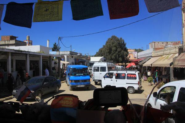 letztes Dorf in Marokko