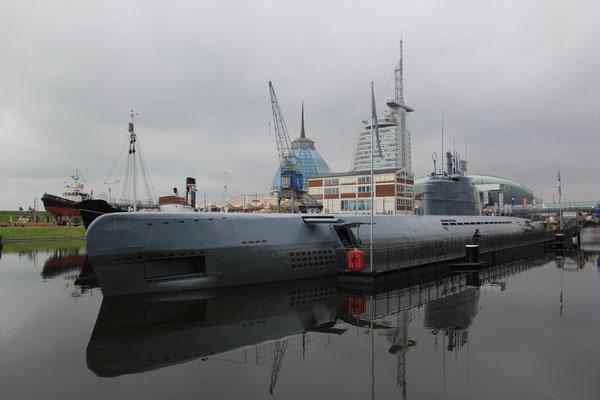 U Boot Schiffsmuseum