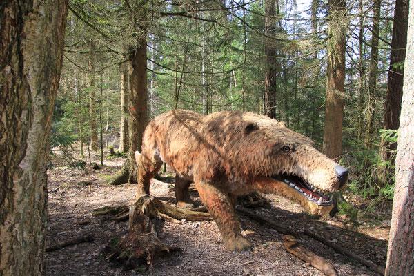mongolischer Werwolf