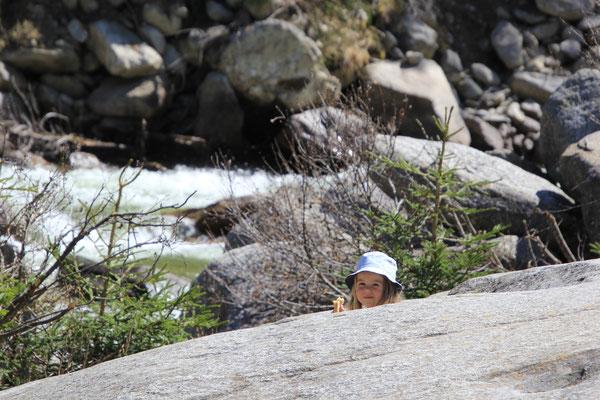 Sarah Brotzeit im Stein