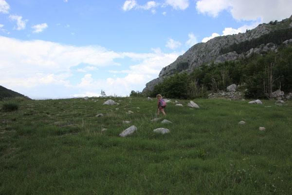 Wanderung NP Lovcen