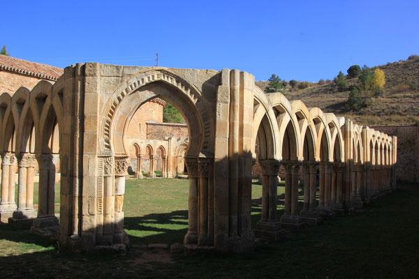 San Juan de Duero, Templerkloster, Soira