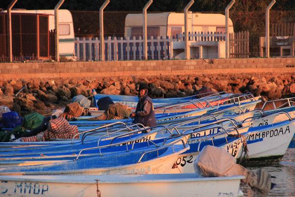 Hafen Moulay Bousselham