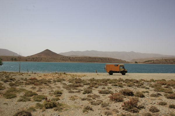 Lac des Tislit bei Ilmichil, ca. 2000 m