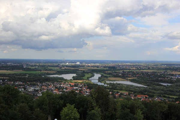Norddeutsche Tiefebene m. Weser